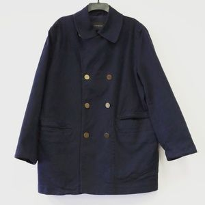 Navy Blue Men's Jacket